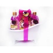 Bañera Floral Collection